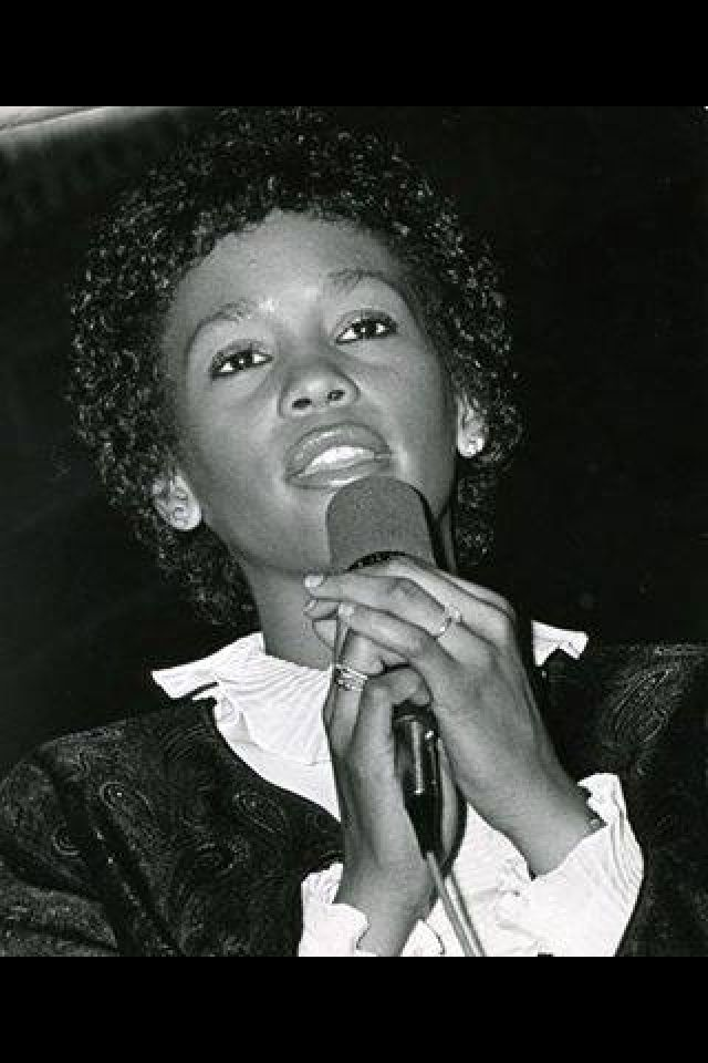 In the beginning there was Whitney...