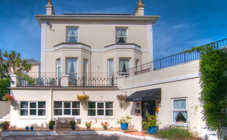 Hotel Iona Torre Torquay Devon Pet Friendly Hotel Holiday