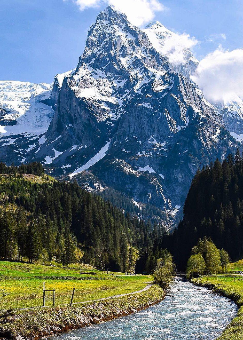 Berner Oberland Switzerland Berner Oberland Switzerland Nature Landscape Mountains Beautiful Landscapes Nature Photography Wonders Of The World
