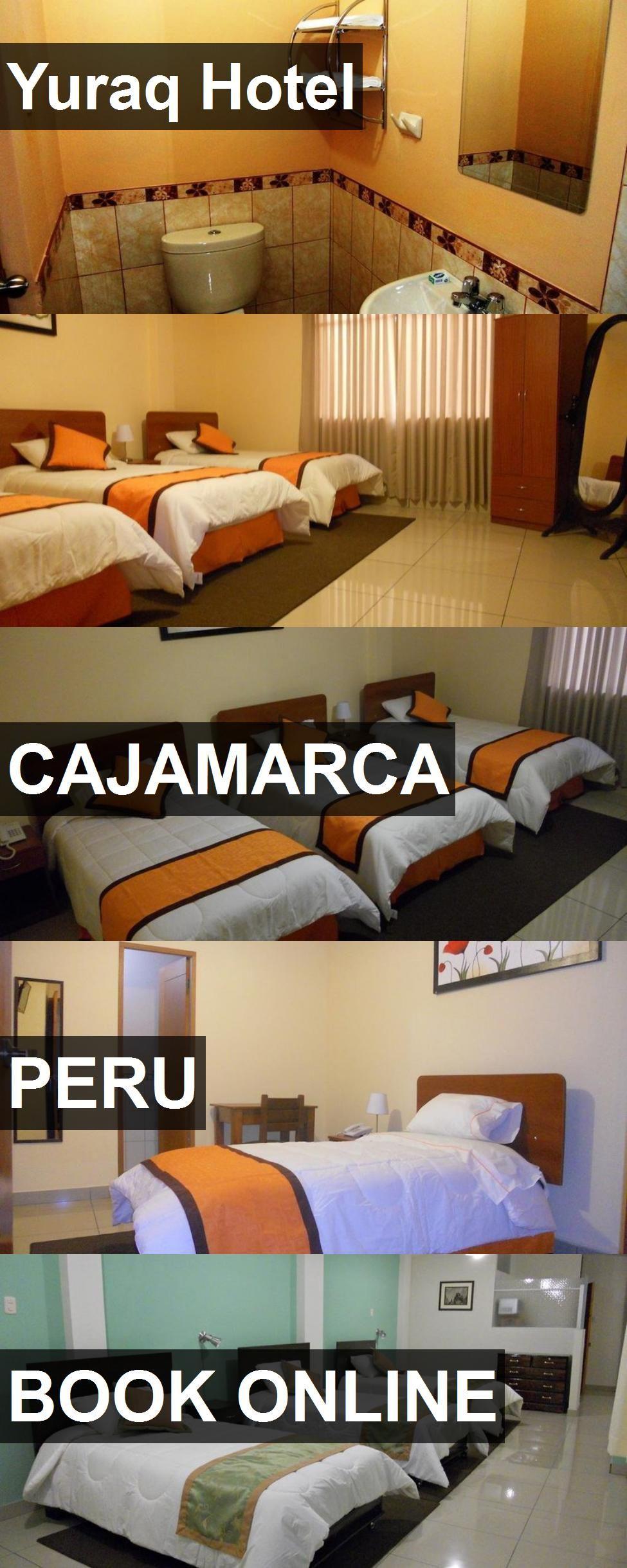Yuraq Hotel in Cajamarca, Peru. For more information