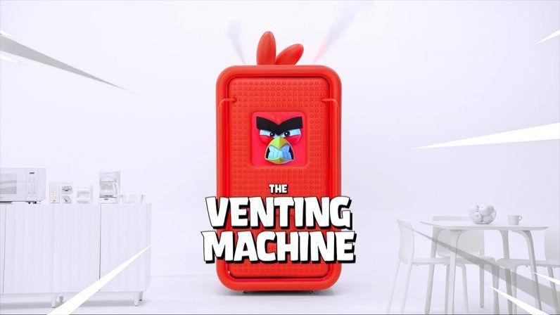 Marah-marah di Mesin Angry Birds Dapat Hadiah, Mau Coba? | Marah ...
