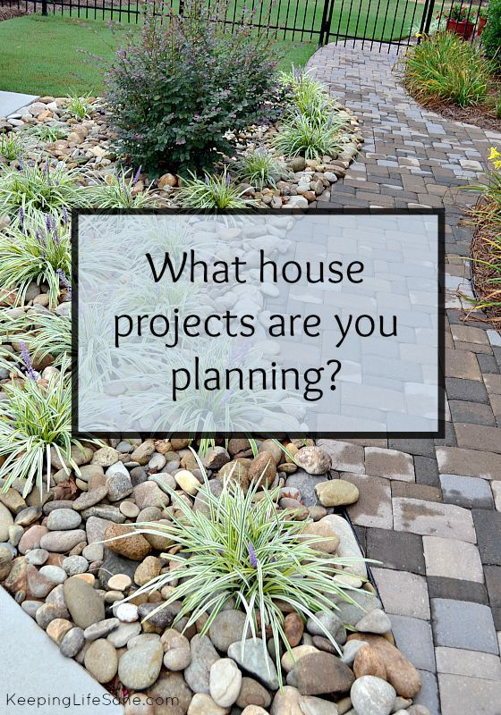 What house projects are you planning? - Keeping Life Sane #ad #JamesHardieDifference