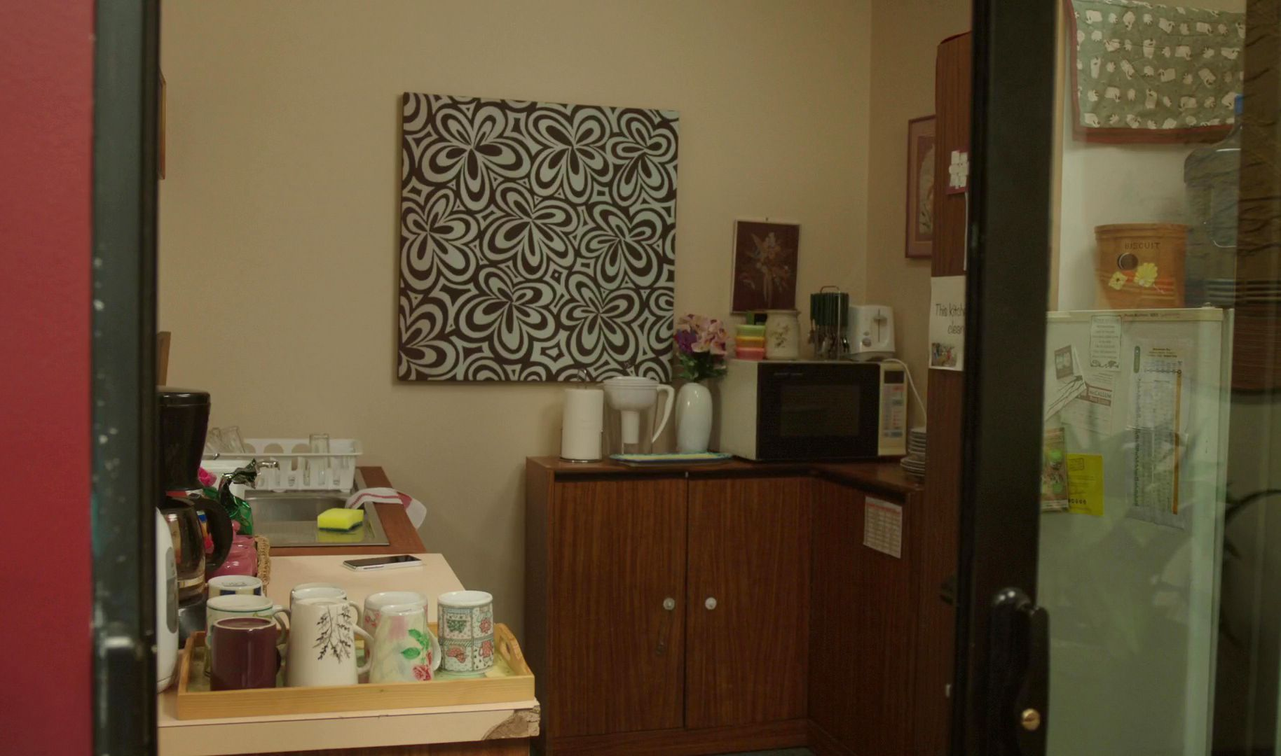 Office Kitchenette From Rosehaven Workplace