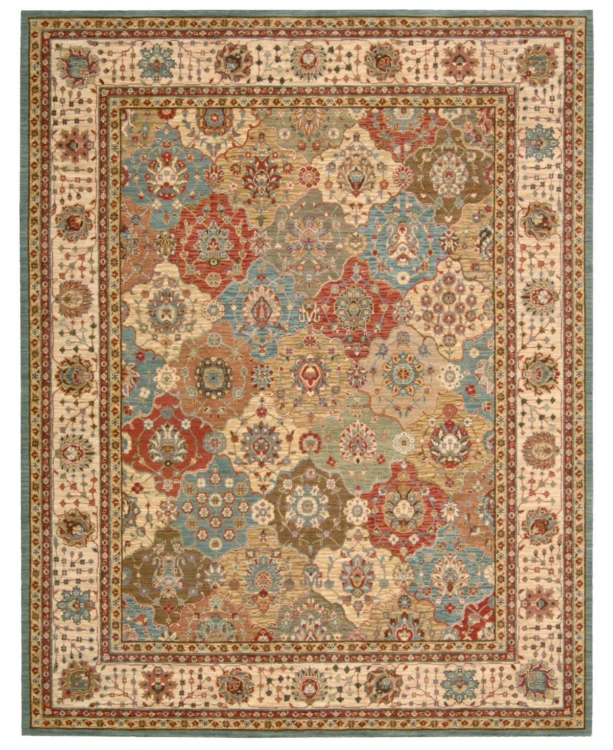 Nourison Area Rug Created For Macy S Persian Legacy Pl01 Multi 9