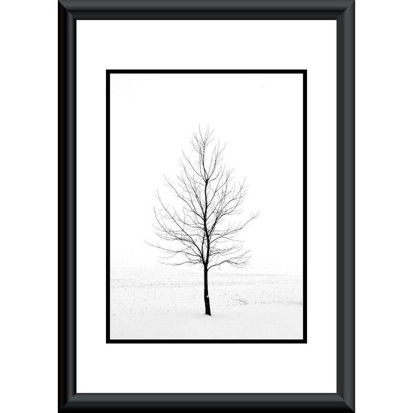 Minimalist Art, Winter Landscape Photography, Black and White ...
