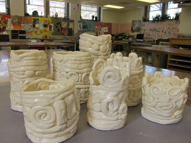 Img 3417 Ceramics Projects Coil Pots Coil Pottery