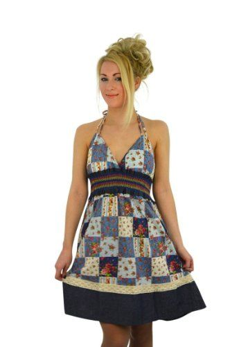 Women's Floral Patchwork Day Dress (Blue) Juliet's Kiss,http://www.amazon.com/dp/B00IGZESNQ/ref=cm_sw_r_pi_dp_q0Gftb19DEEANXS4