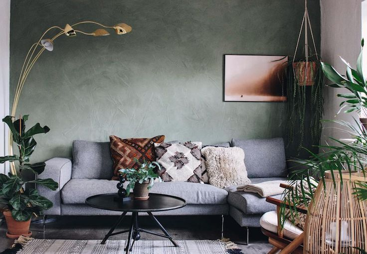 Shop the look interieur met een mix van etnisch boho en
