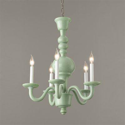 Martha Lighting F2320 Veneto Collection Five Light Chandelier