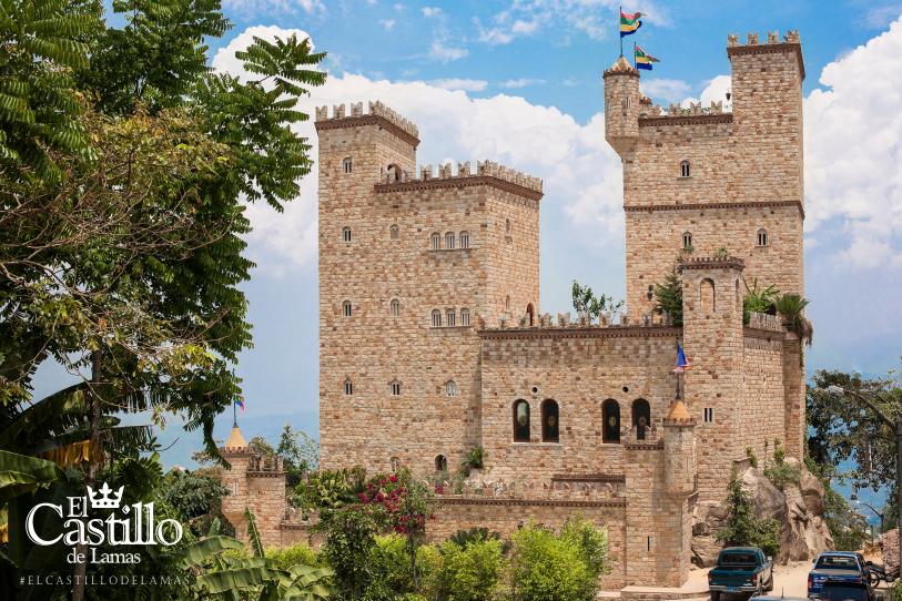 El Castillo de Lamas