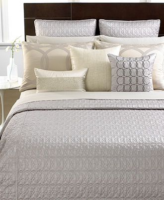 Hotel Collection Bedding Calligraphy Collections Bed Bath Macy S