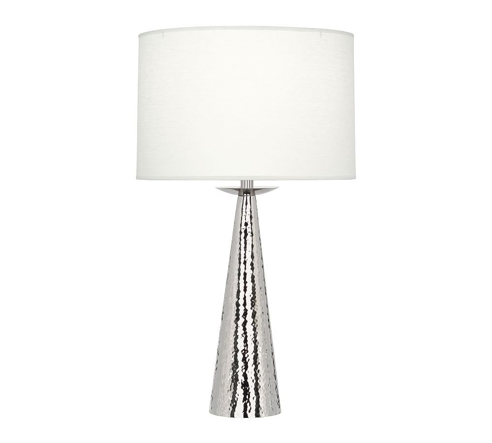 Danielle Small Tapered Table Lamp Bronze Lighting Table