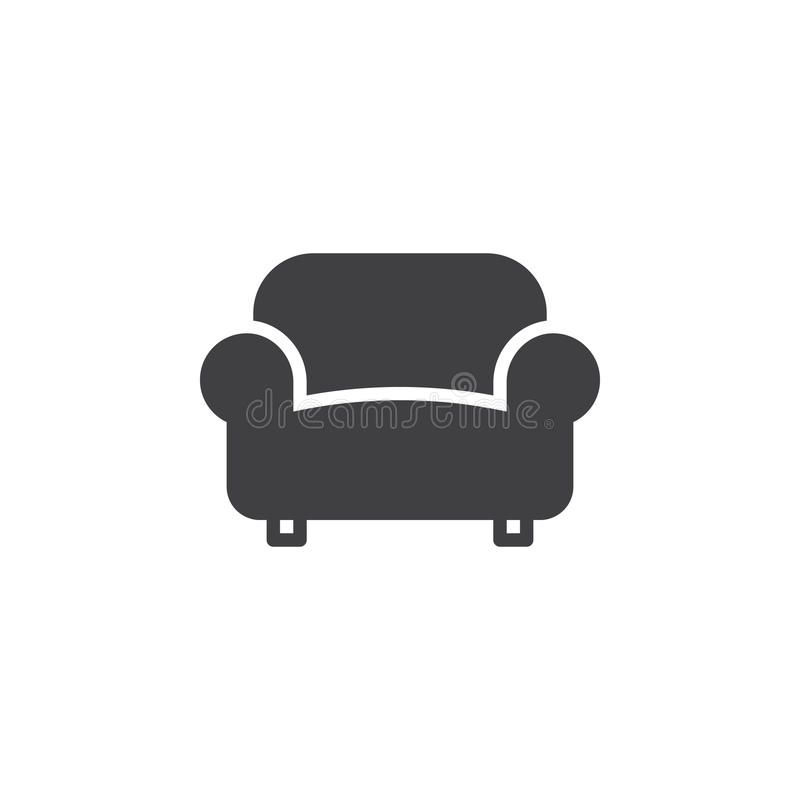 Sofa Couch Icon Vector Filled Flat Sign Solid Pictogram Isolated On White Fu Sponsored Filled Flat Sign Vector Sofa Ad Chairs Logo Couch Sofa