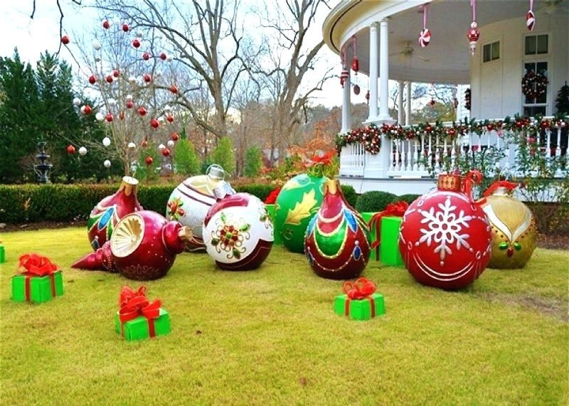 Large Outdoor Christmas Decorations Back To Fashionable Outdoor Decorations Large Outdo Christmas Decorations Diy Outdoor Christmas Decor Diy Outdoor Christmas