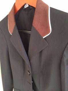 Grand Prix coat in interesting color combination