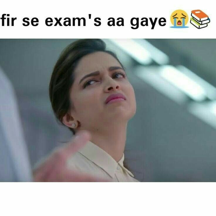 Funny exams memes