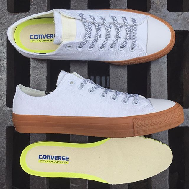Converse Lunarlon Insole For Sale Converse Breathes New Life Into An Old Classic With Added Lunarlon