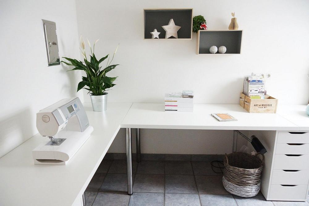 Ikea Corner Desk Hacks Google Search Ikea Home Office Office Desk Designs Diy Corner Desk