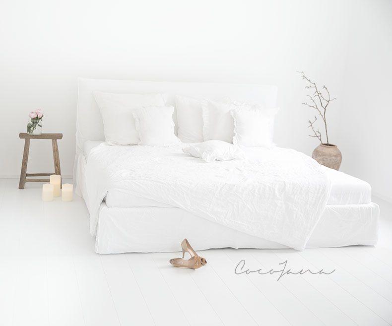 Gervasoni ghost bett1 shades of white pinterest ghost bed