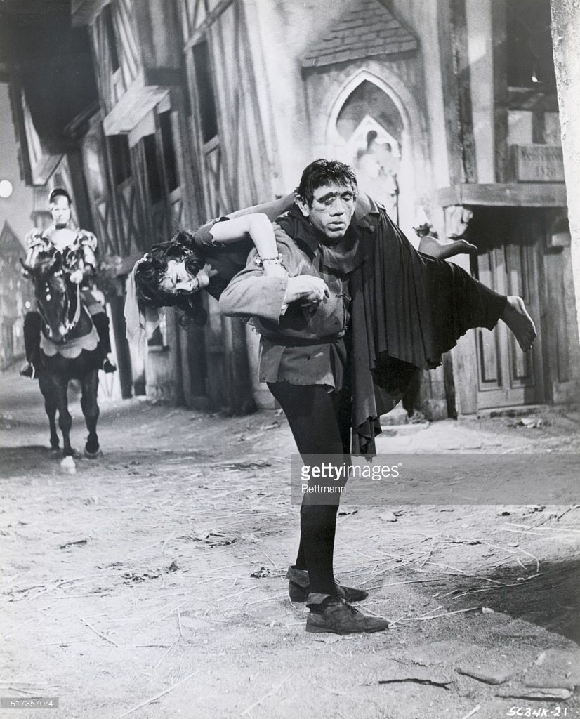Quasimodo Anthony Quinn
