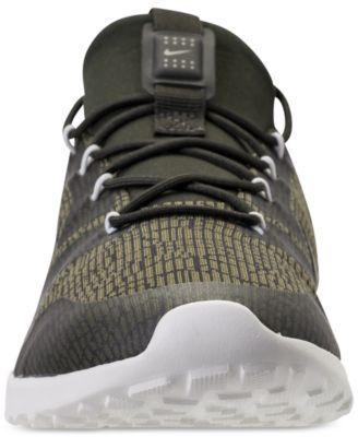 Nike Men's Ck Racer Running Sneakers from Finish Line - Green 10.5
