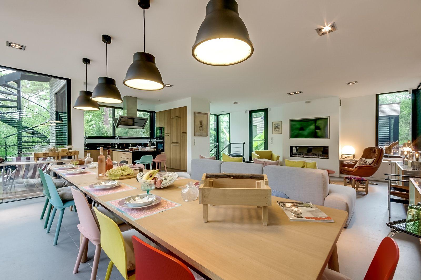 ralisation agence ccile kokocinski table de salle manger xxl
