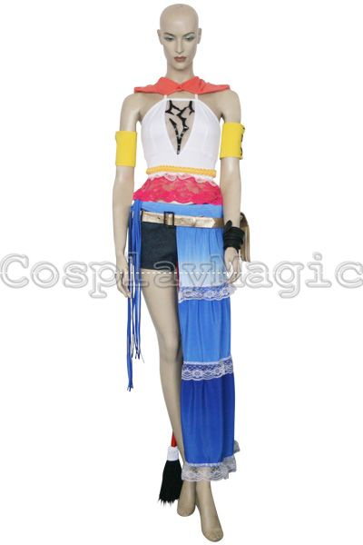 Final Fantasy X-2 Yuna Cosplay $159.00