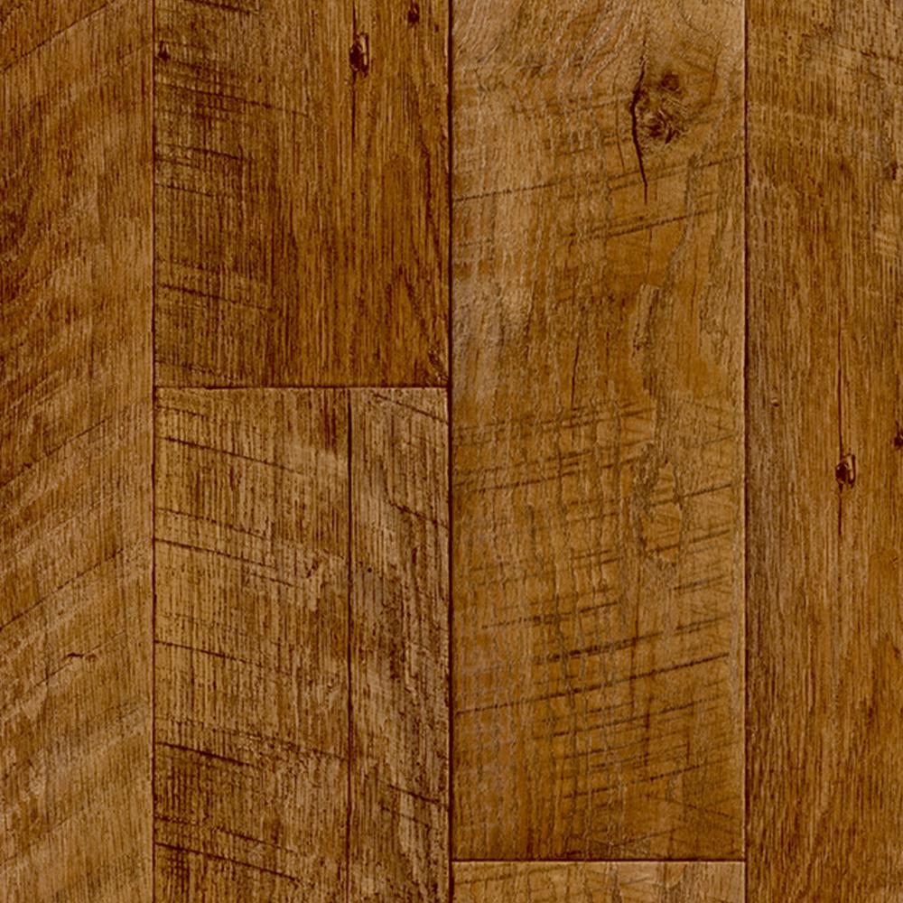 Saw Cut Plank Natural 13 2 Ft Wide X Your Choice Length Residential Vinyl Sheet Flooring Sawcut Honey Oak Wood Finish