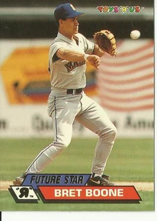 Free: 1993 Toys R Us Bret Boone - Sports Trading Cards - Listia.com Auctions for Free Stuff