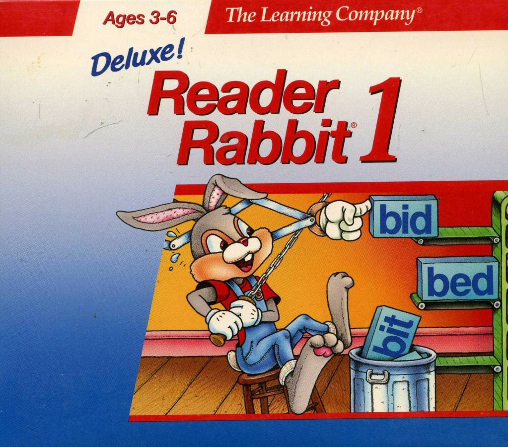 reader rabbit 1 (deluxe) Google Search The learning