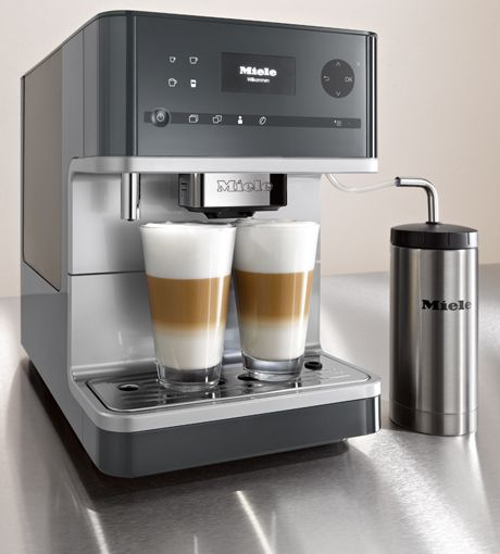 Miele Countertop Coffee System Miele Coffee Machine Coffee