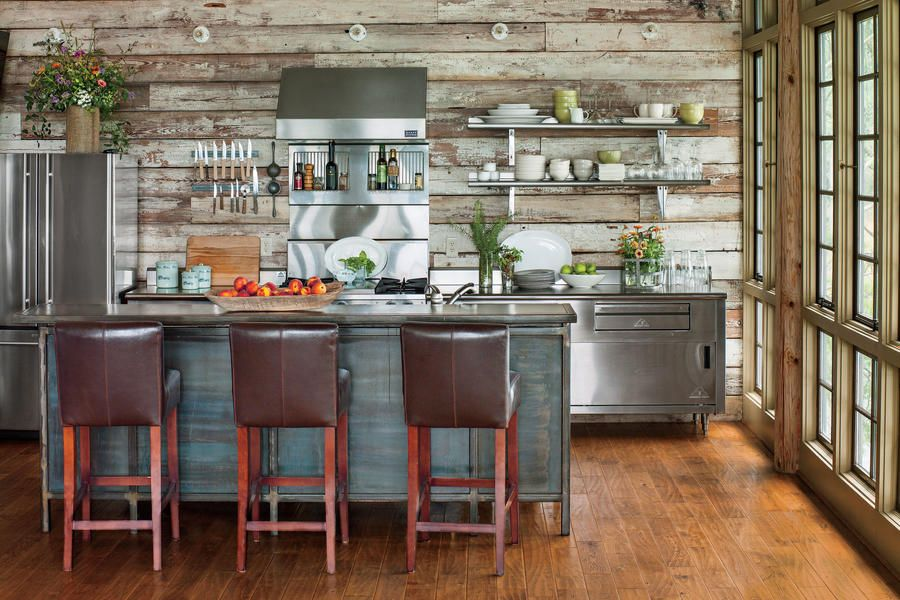 Delightful House · Lake House KitchensGalley ... Ideas