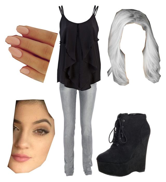 """""""Untitled #2133"""" by i-am-a-fangirl-395 ❤ liked on Polyvore featuring MANGO and Cut25"""
