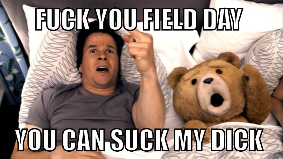 hahaha just cause its ted..funny