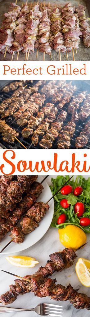 Photo of Perfect Grilled Souvlaki