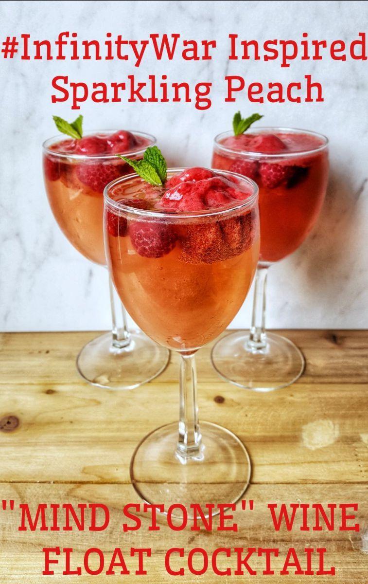 Wordpress Com Mind Stone Wine Float Cocktail Recipes