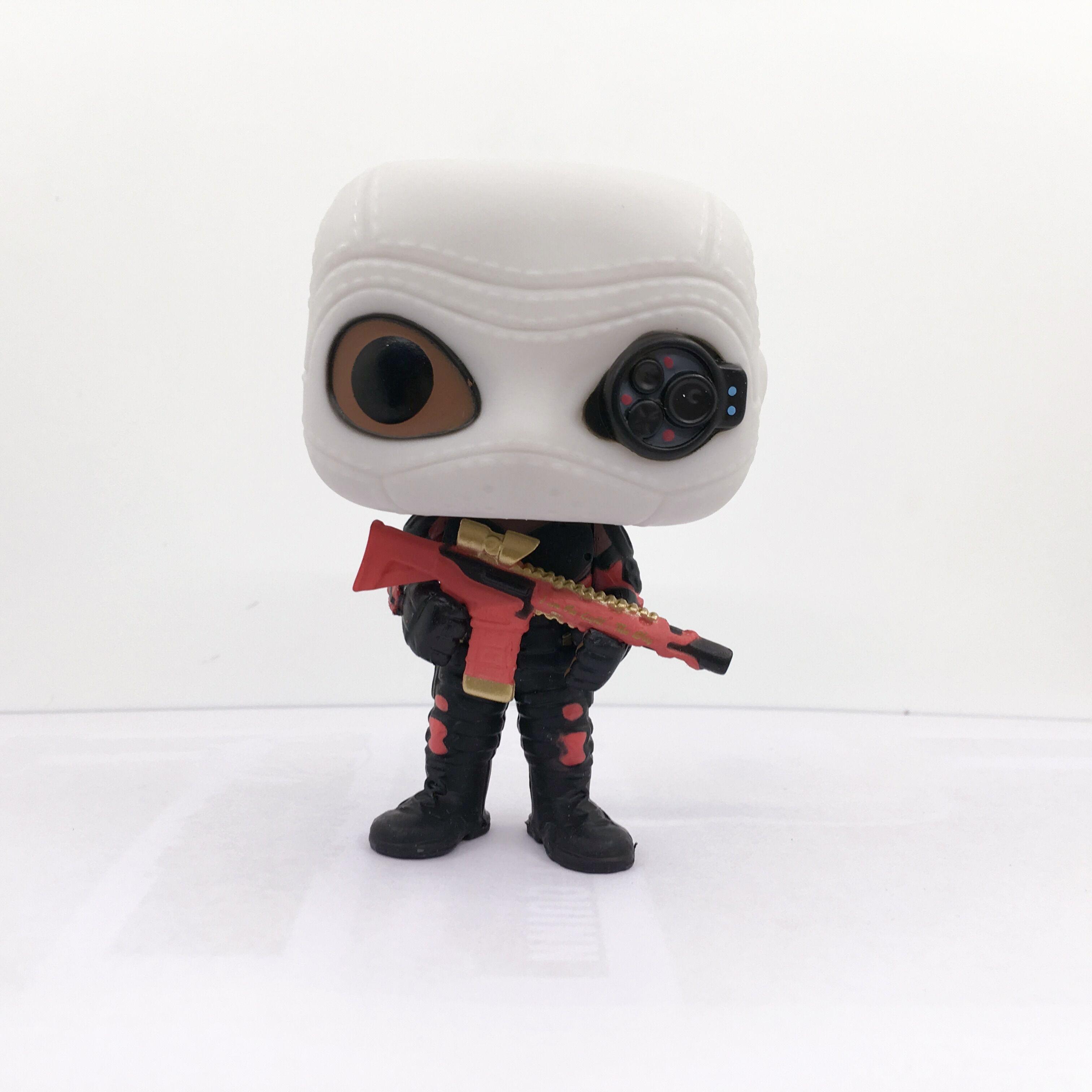 #Deadshot #Actionfigure #SuicideSquad
