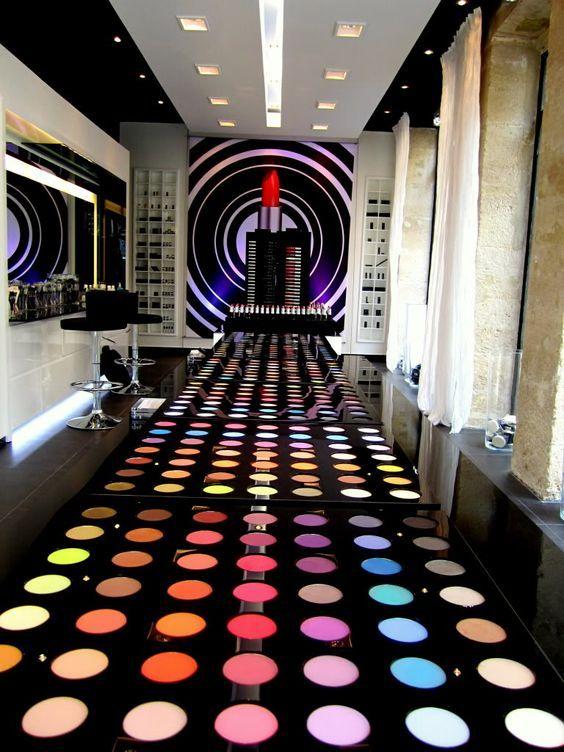 sla paris cosmetics le concept store des beauty addicts urbangirl retail. Black Bedroom Furniture Sets. Home Design Ideas