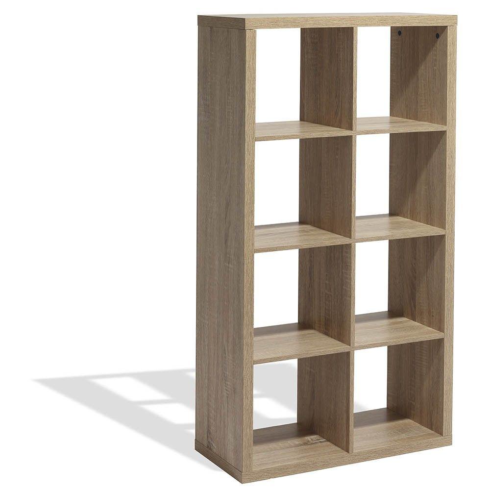 Soldes 2020 Bibliotheque Et Etagere Pas Cher Gifi Etagere Cube Bois Meuble Casier Etagere