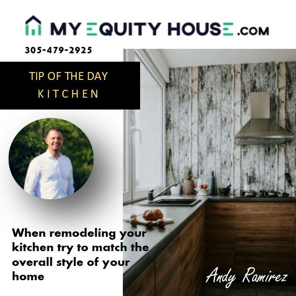 My Equity House Tip – Choose what is the overall style of yo…
