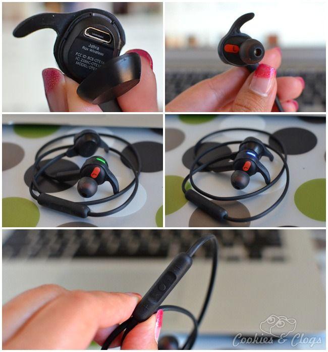 Jabra Rox Wireless Bluetooth Earphones Ear Buds Review Bluetooth Earbuds Wireless Bluetooth Tech Gadgets
