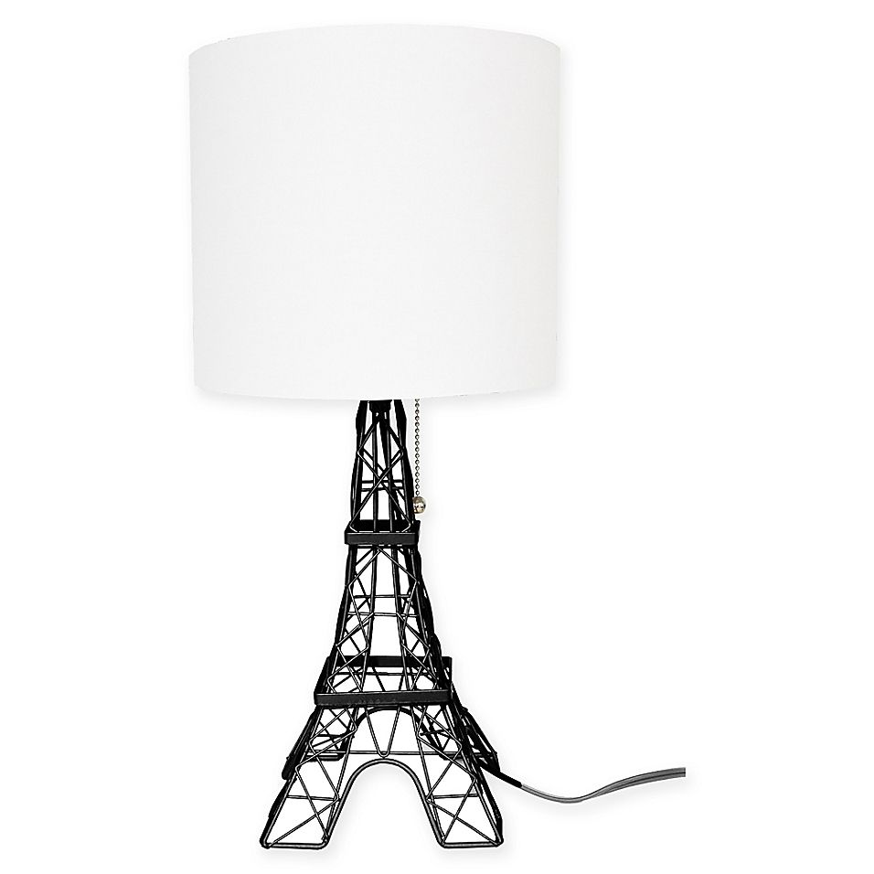 Eiffel Tower Table Lamp In 2020 Paris Themed Room Paris Bathroom Decor Paris Decor Bedroom