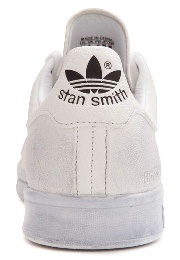 Stan Smith Aged Adidas x Raf Simons | Raf simons shoes, Stan