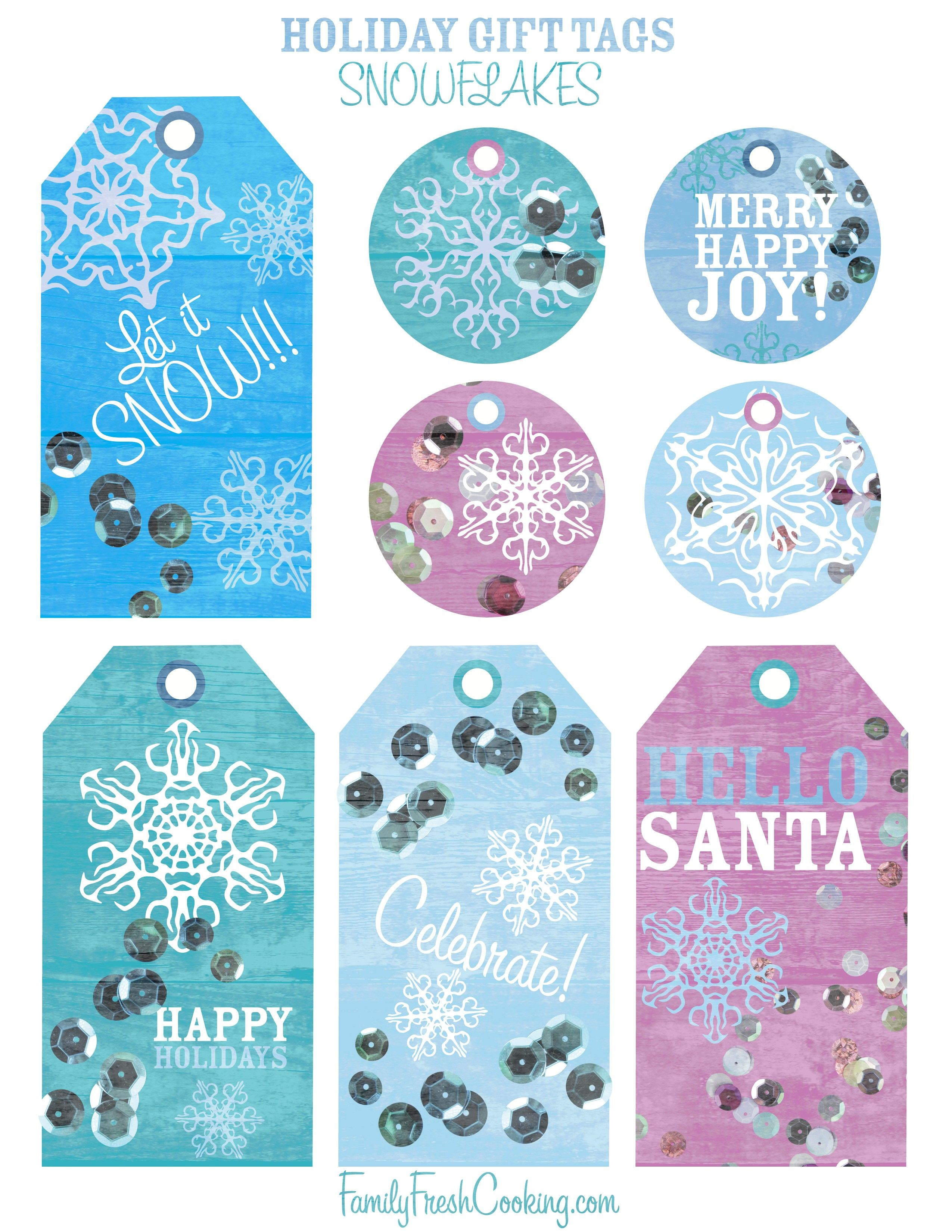 Snowflake gift tags 01g 25503300 a crafts pinterest snowflake gift tags 01g 25503300 negle Choice Image