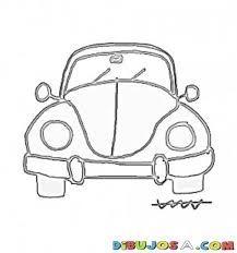Resultado De Imagen De Dibujo Volkswagen Escarabajo