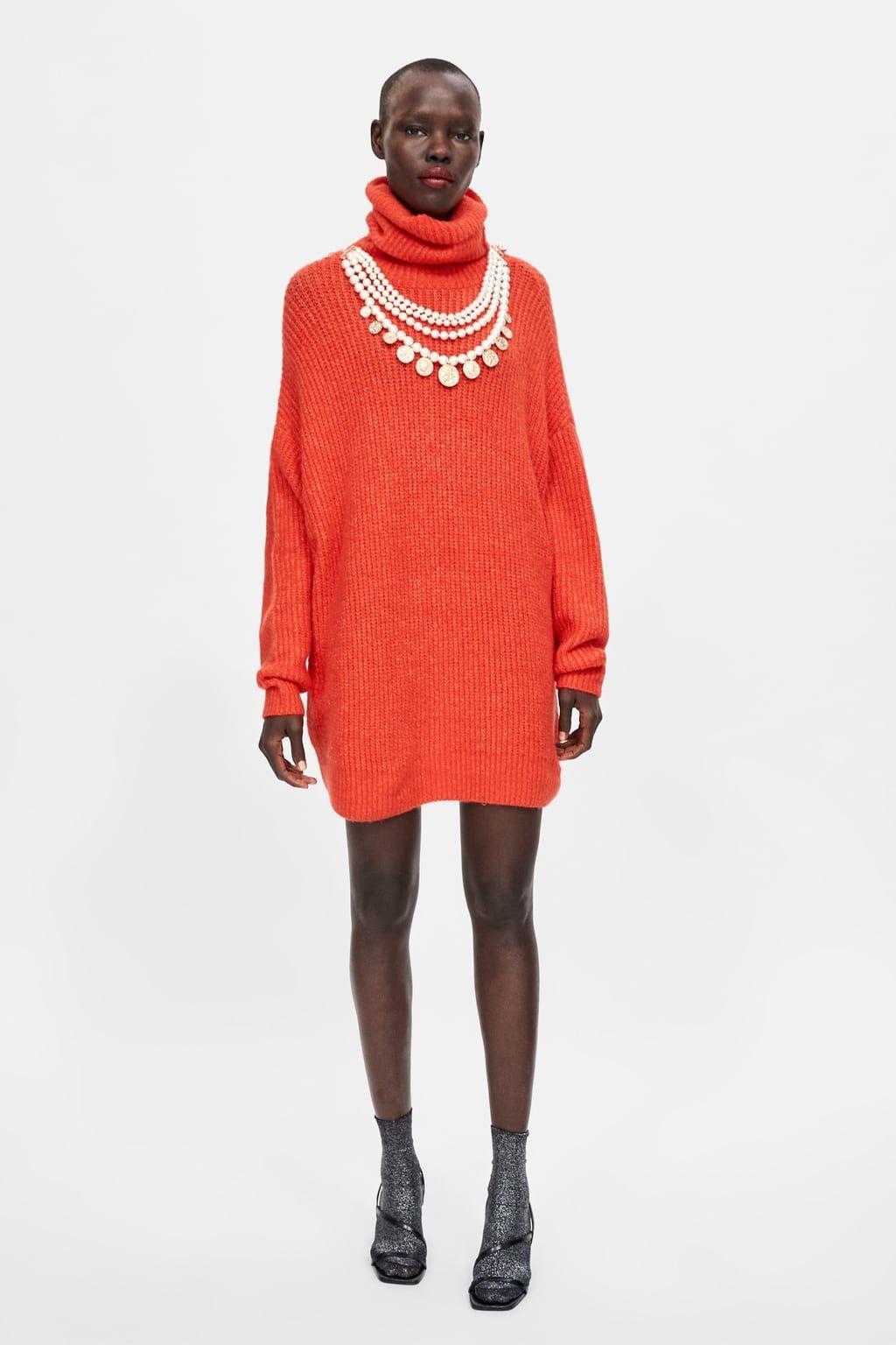 JERSEY OVERSIZE Jersey Oversize, Zara, Knitwear, Pullover, Real Life, Fall  Winter 2b79618940