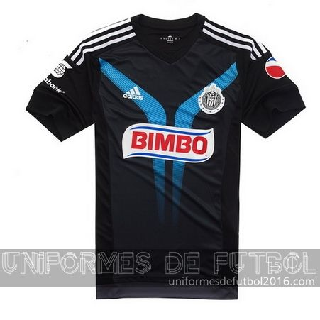 f8ed40ad3b429 Venta de Jersey tercera para uniforme de Chivas 2014-15  23.50 ...