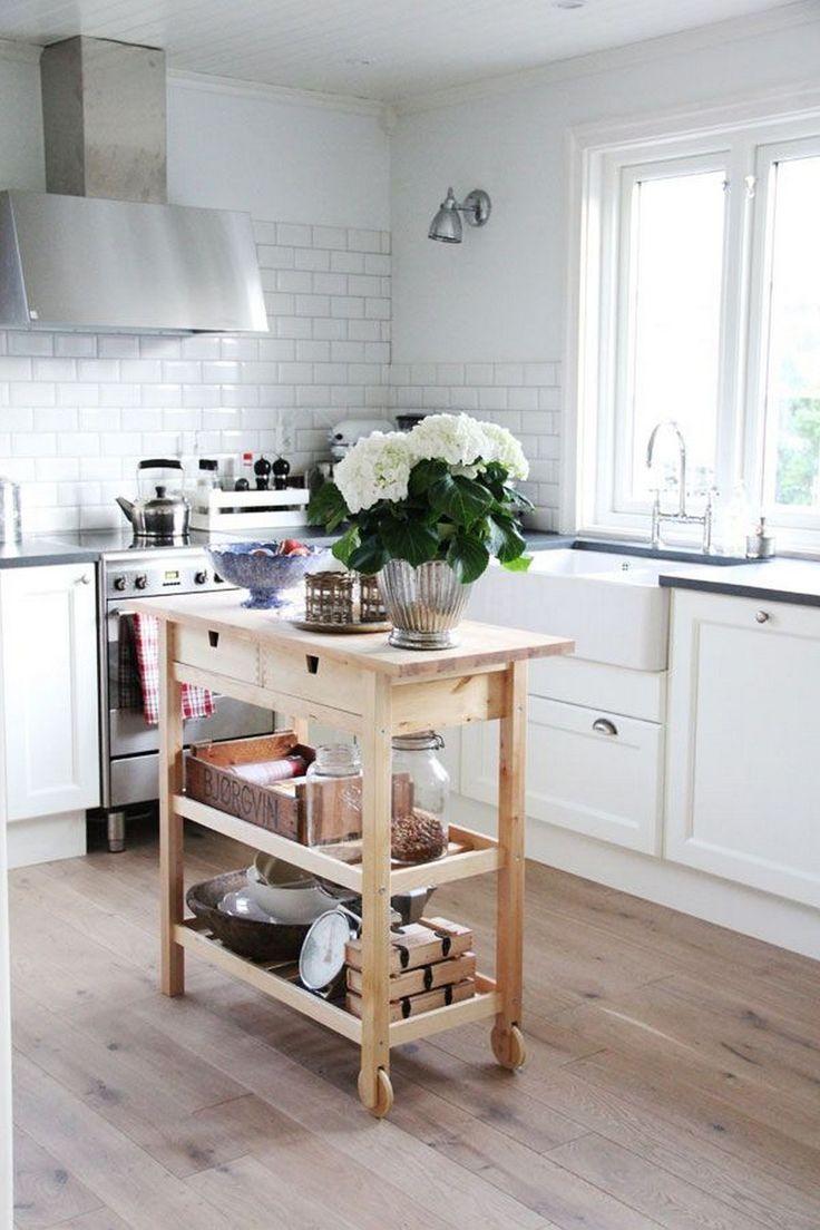 Important Space Saving Kitchen Island Ideas   Ikea kitchen ...