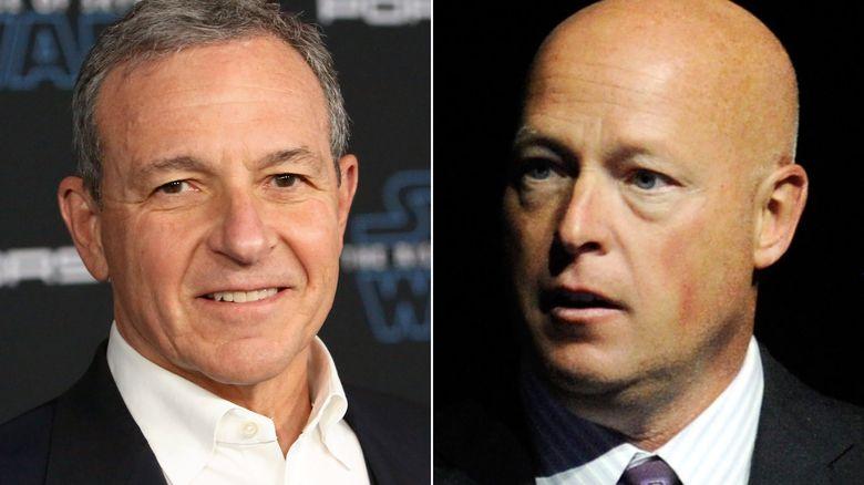 Bob Iger steps down as Disney CEO. Bob Chapek replaces him - CNN