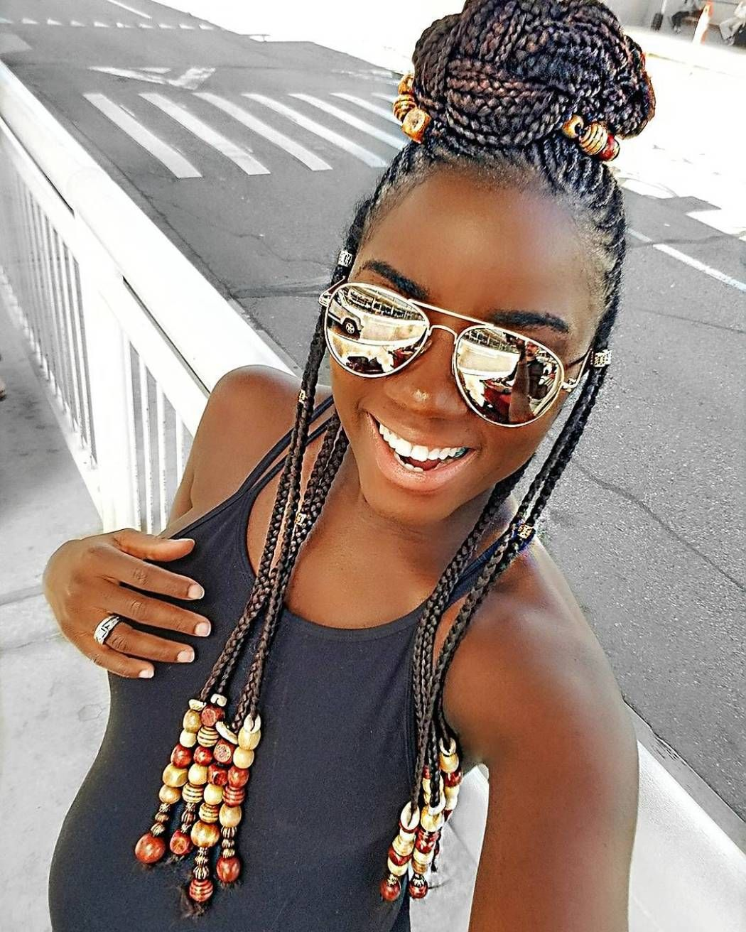 Braids with Beads: Hairstyles for a Beautiful and Authentic Look